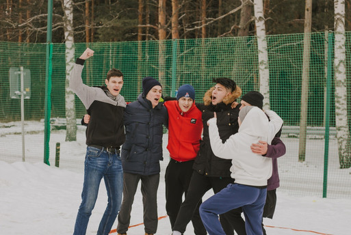 "Лагерь актива ""Зимний"""