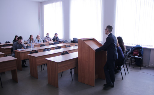 """Молодёжная конференция """"Путь в науку-2021"""""""