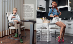 Fashion and Beauty Март 2014