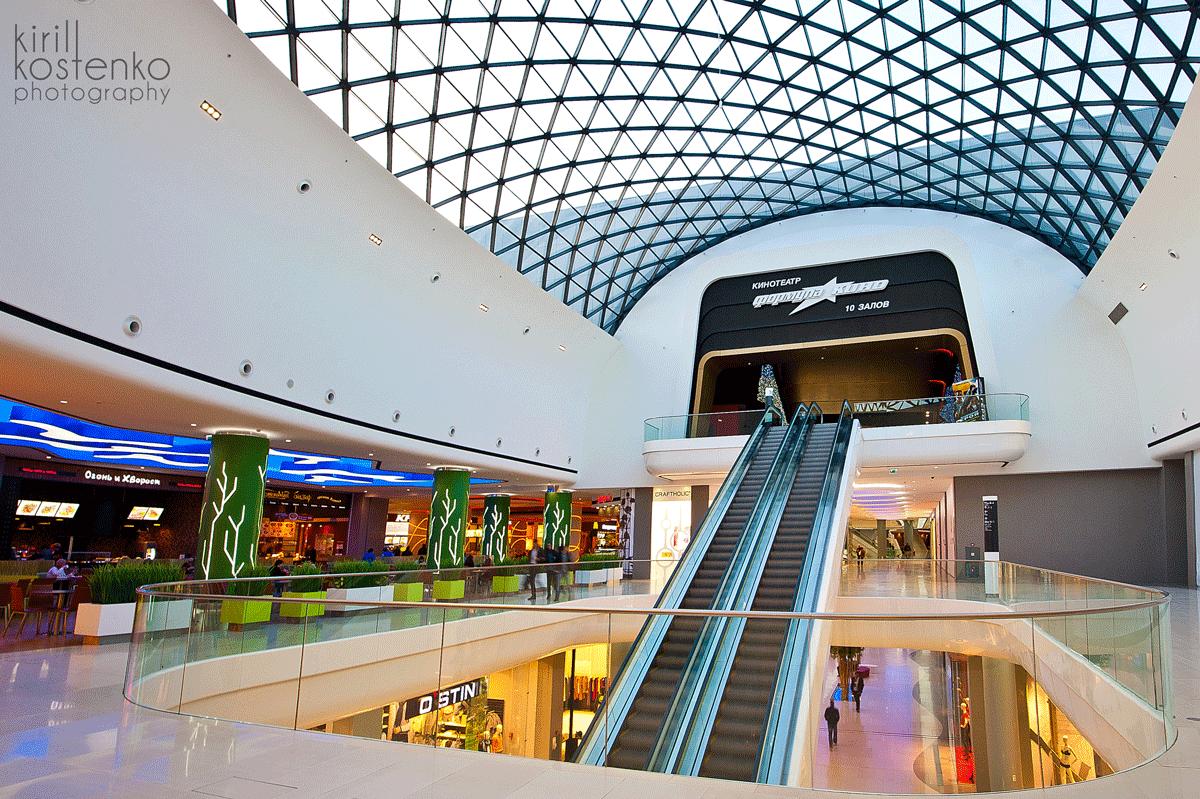Торговый центр OZ МОЛЛ