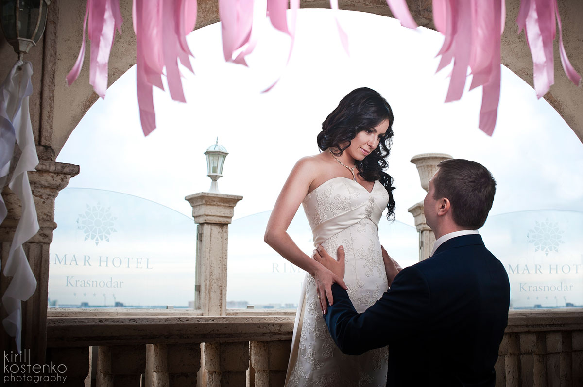Свадьба Елены и Станислава