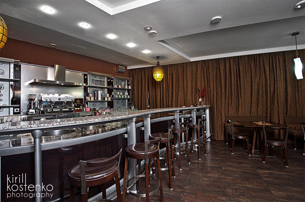 ресторан отеля Genoff