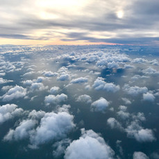 Somewhere Amidst the Clouds