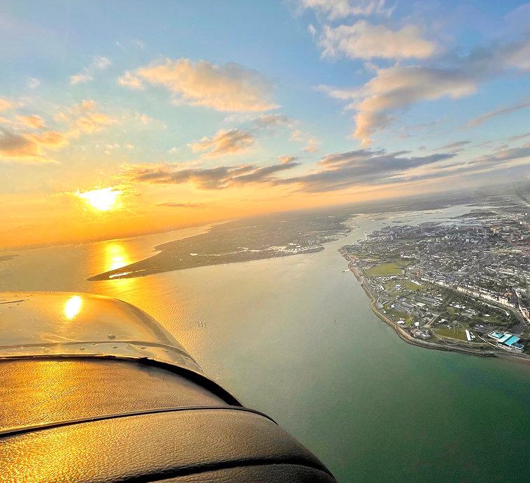 Cessna over Portsmouth.JPG