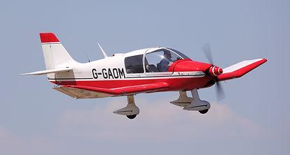Robin DR400 G-GAOM