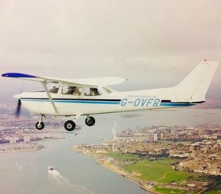 Cessna 172 G-OVFR