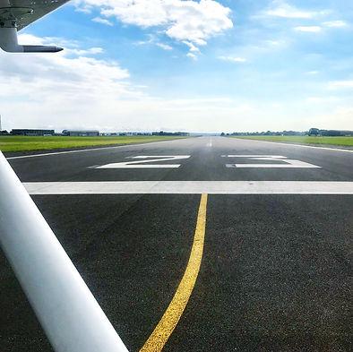 Solent Airport - Runway 23
