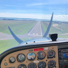 Final Approach at Solent Airport