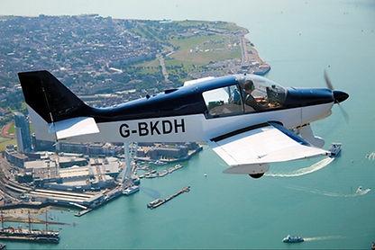 Robin DR400 G-BKDH