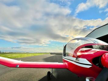 Aircraft maintenance and Website development