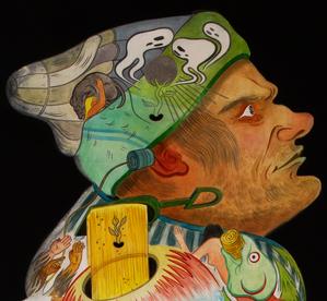 detail of Portrait 7