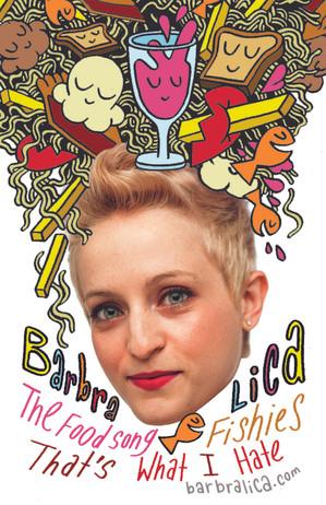Barbra Lica card design 2013
