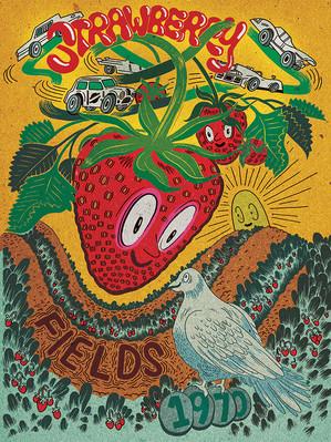 Strawberry Fields poster 2019