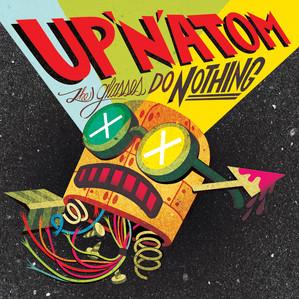 Up N Atom album cover 2012