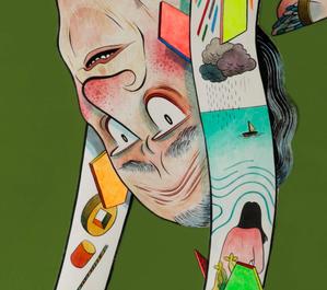 detail of Portrait 13