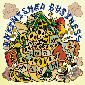 Unfinished Business album cover 2013