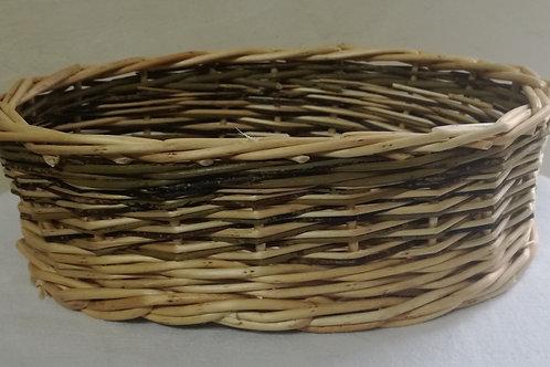 Corbeille à pain bicolore
