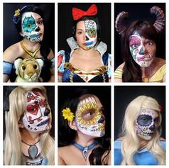 Disney Sugar Skulls