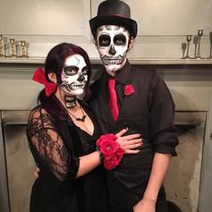 Skulls at Prom Night