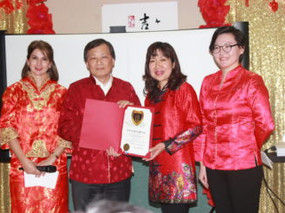 Chinese Lunar New Year Celebration by East Meets West Parent Education Club