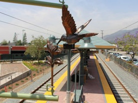 Gold Line station dedication Aug 22