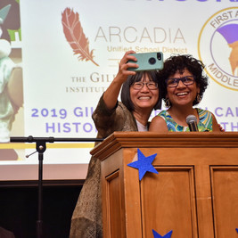 Arcadia Unified's Karalee Nakatsuka Named California History Teacher of the Year
