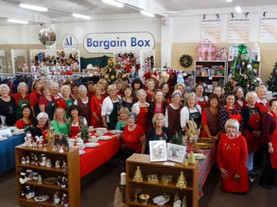 ASSISTANCE LEAGUE OF ARCADIA – ANNUAL HOLIDAY BOUTIQUE