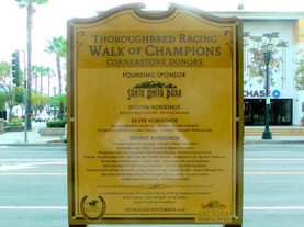 Walk of Champions dedicated Downtown