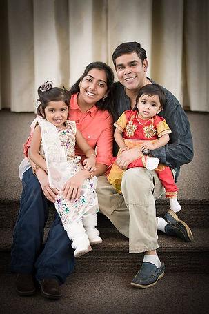 Rajesh and Priyanka Signh