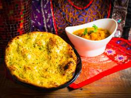 Garlic Naan & Lahsuni Gobhi.jpg