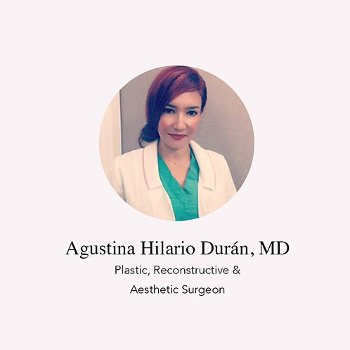 Agustina Hilario Durán Quote