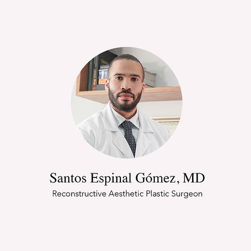 Santos Espinal Gómez, MD