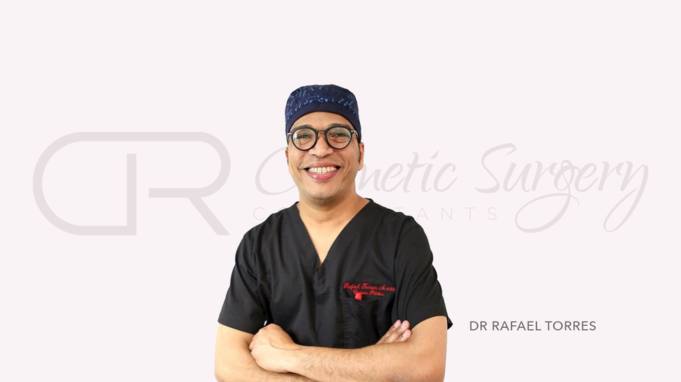 Dr Rafael Torres joins the staff of DR COSMETIC SURGERY CONSULTANTS.