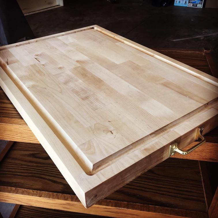Custom Cutting Board