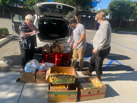 Thanksgiving Donations for Operation Hope