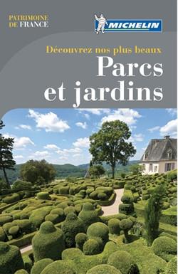 Guide Michelin Parcs et jardins