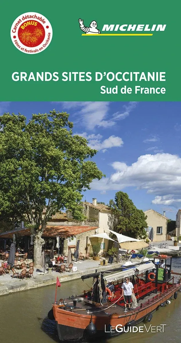 Guide Vert Grands sites d'Occitanie