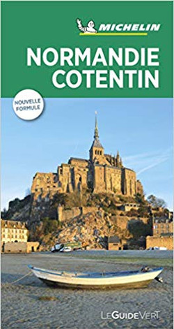 Guide Vert Normandie Cotentin 2019