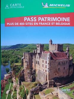 Guide Vert Pass Patrimoine