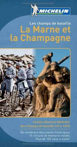 Guide Champs de batailles Marne