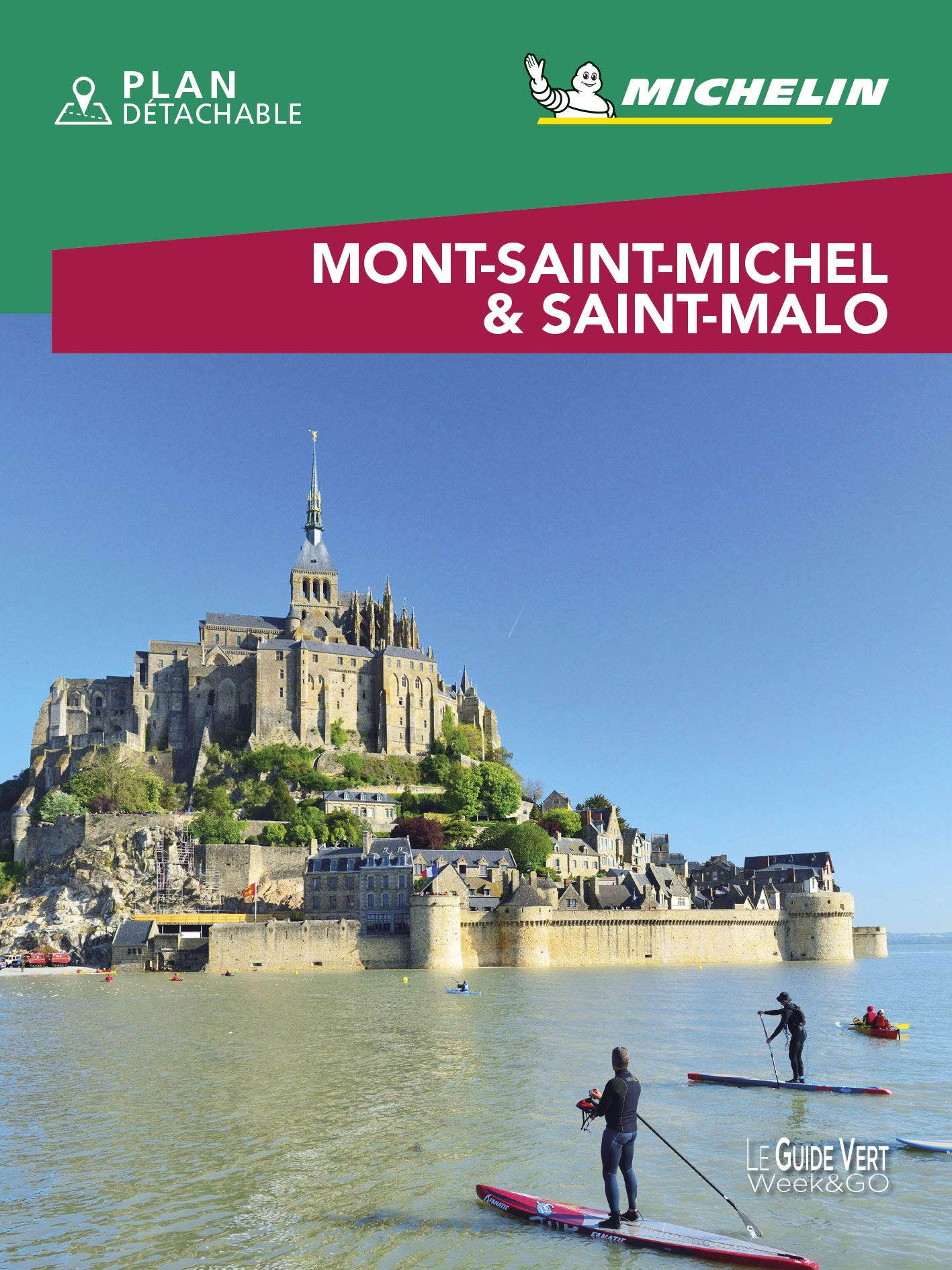 Guide Week&Go Mont-Saint-Michel & Saint-Malo