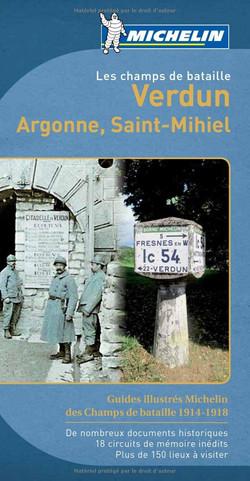 Guide Champs de batailles Verdun