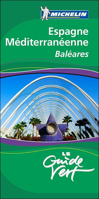 Guide vert Espagne méditerranéenne