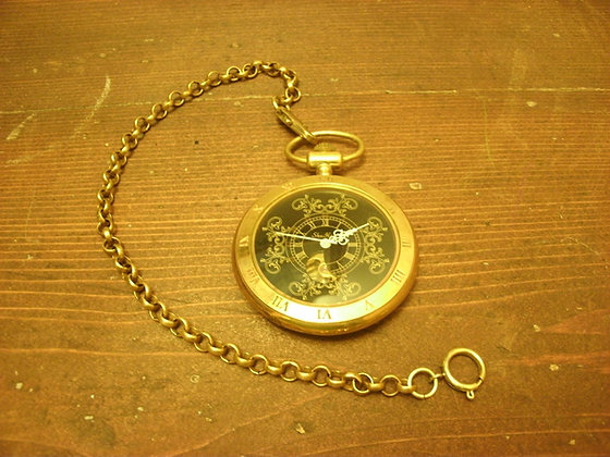 Fine WIND UP Brass Pocketwatch