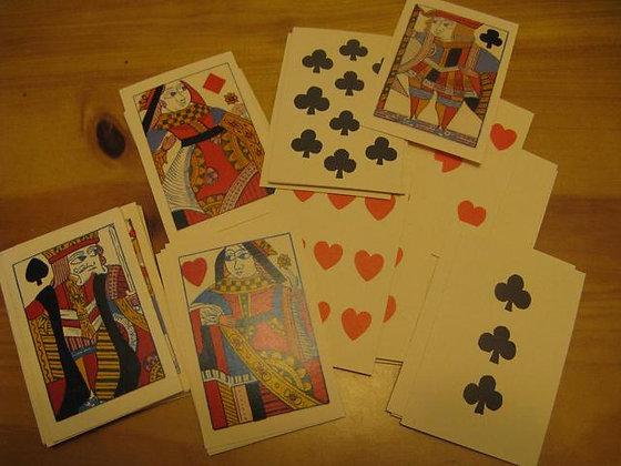 English Playing Cards
