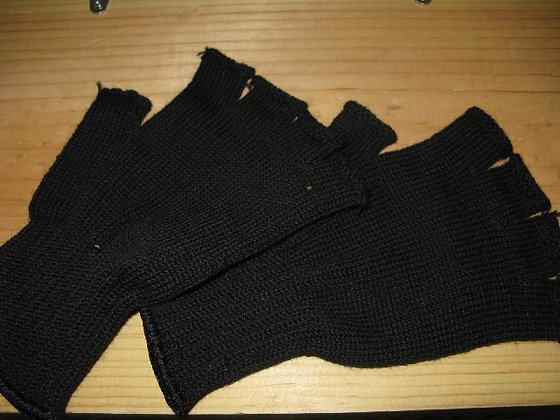 Wool Fingerless Gloves