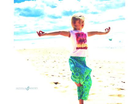 Est ce que le yoga peut aider les enfants à se sentir plus heureux ?✨