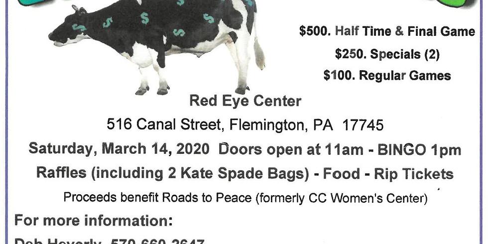 Cash Cow Bingo