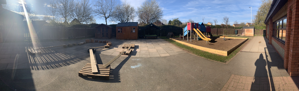Outdoors at Loxley