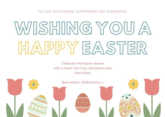 Easter, 2021
